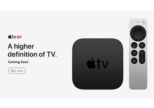 Apple TV 4K - Pre Book
